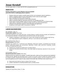 Generic Objective For Resume Cool Free Sample Resume Objectives You