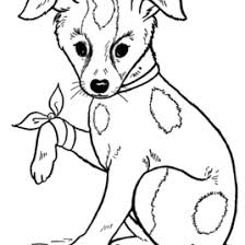 Small Picture Dog Coloring Page To Print Kids Drawing And Coloring Pages