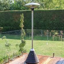 patio tall electric garden patio heater