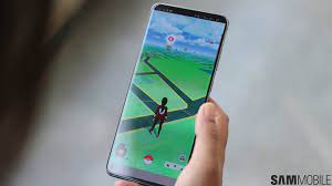 Pokemon GO is no longer broken on the Galaxy S20 after latest update -  SamMobile