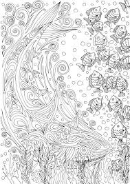 Small Picture 611 best Colour Me Blue images on Pinterest Coloring books