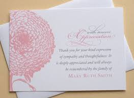 Personalized Sympathy Thank You Cards 8 Best Condolences Images On Pinterest Personalized Sympathy Cards
