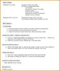 Work Experience For Resume How To Write Job Experience On Resume ...