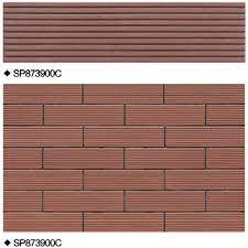 Fashionable Design Interior  Exterior Ceramic Walls Striped Tiles - Exterior ceramic wall tile