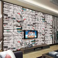 office wallpapers design 1. Photo Wallpaper Old Newspaper Research Theme Wall Painting Living Room Hotel Restaurant Bedroom Mural Bathroom Office Wallpaper-in Wallpapers From Home Design 1