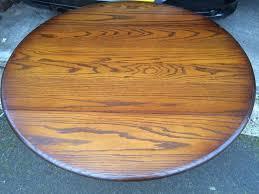 old charm solid oak drop leaf coffee table tudor brown