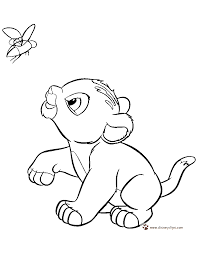 Small Picture Download Coloring Pages Simba Coloring Pages Simba Coloring Pages