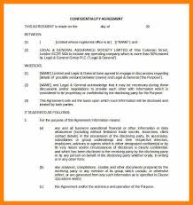 9+ Confidentiality Agreement Word Doc | Handyman Resume