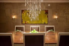 Crystal Dining Room Chandelier Interesting Design Ideas