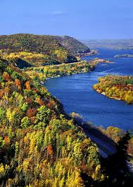 Image result for Red Wing during fall in minnesota