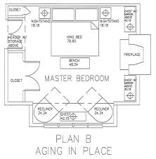 Smart Kitchen Planning Allows For Graceful AginginPlace Aging In Place Floor Plans