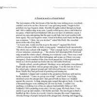 Descriptive Essay On My Best Friend A Descriptive Essay About Your Best Friend Cover Letter