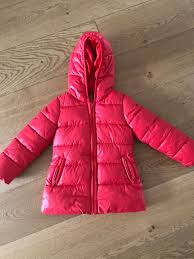 benetton kinderjacke winter