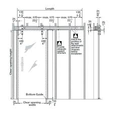 mesmerizing sliding door dimensions collection and curtain length standard sizes uk pgt glass size chart images