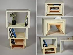 furniture save space. These Stacking Tables Could Be Used In So Many Ways. Furniture Save Space