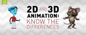 2d And 3d Animation Know The Differences Overit Blog