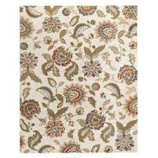 lucy cream 5 ft x 7 ft area rug