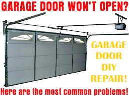 manually close garage door how to close garage door manually garage door wont open manually garage