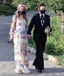 Harry Styles und Olivia Wilde ...