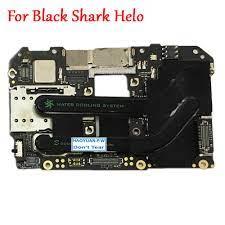 Tested Full Work Original Unlock Motherboard for Xiaomi Blackshark Helo  Black Shark Helo Logic Circuit Board Plate Mobile Phone Housings & Frames   - AliExpress