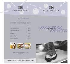 Make A Menu For A Restaurant How To Make A Restaurant Menu In Coreldraw
