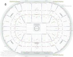 Clean Barclays Center Concert Seating Chart With Seat
