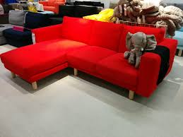 norsborg sofa review red with ellie ikea sectional couch sofas made usa designer sectionals modern living