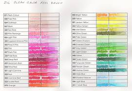 Marker Madness Kuretake Zig Real Color Brush Pen Tandika Com