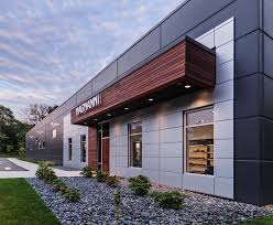 exterior office. Exterior Office Design. Office. Magnanni And Warehouse Design G