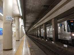 小伝馬 町 駅