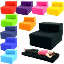foam flip sofa bed sofa bed and chair foam flip sofa bed chair couch kids folding