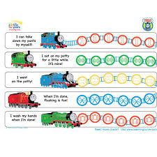 Potty Chart Free Thomas Friends Potty Training Chart Potty Training Concepts