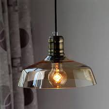 10 rustic modern pendant light ceiling lamp glass dome shade lighting fixtures