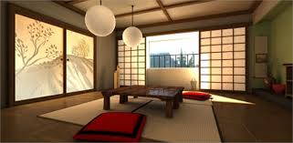 House Interior Architecture Designs For Marvelous Mid Century Design  Traditional Combined Modern Japanese Style Architectural Lighting ...
