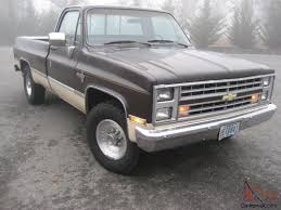 Chevrolet Chevy Silverado C-20 454 3/4 Ton 4X2 2500 Pickup Truck ...