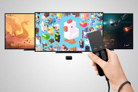 Apple TV can still become a great games console