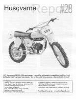 husqvarna motorcycle club speedos a pictorial history of husqvarna speedometers from 250t thru 87 430auto enduro headlite internal wiring plastic bump stop for forks pattern