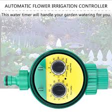 <b>New Automatic</b> Electronic <b>Water Timer</b> Garden Watering Irrigation ...