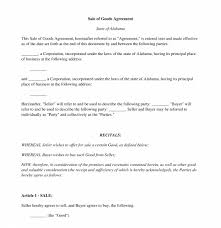 With our free sales agreement form, you'll be ready to print or download your contract in no time. Sale Of Goods Agreement Template Word Pdf