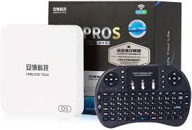 HOPE OVERSEAS 2019 unblock tech model Ubox Pro i900 US: Amazon.de:  Elektronik