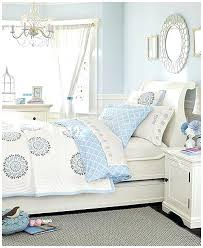 Blue Bedroom Lamps Love The Colors Of This Room Light Or Pale Blue ...