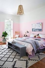 how to paint your walls two colors