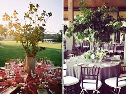 leafy cylinder vase centerpieces the height for a cylinder centerpiece on a round table