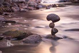 How Stone Balancing Works: The Unreal Stone Sculptures of Michael Grab |  Cadalyst