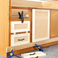 replacement cabinet doors a guide and spacers position the panels to be perfectly aligned replacement kitchen