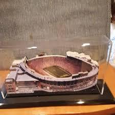 Nfl Green Bay Packers New 3d Lambeau Field W Case Euc Starr Favre Rodgers