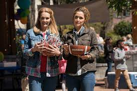 Julie Hagerty talks Instant Family