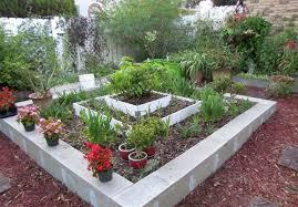 Cinder Block Garden Ideas Cheap