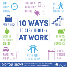 did you know that the average american sits for hours a day suja juice regularly posts nutrition tips healthy recipes and wellness and food guides we re here to help you live a long and beautiful life