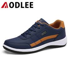 AODLEE <b>Plus Size 38 48</b> Fashion Men Sneakers for Men Casual ...